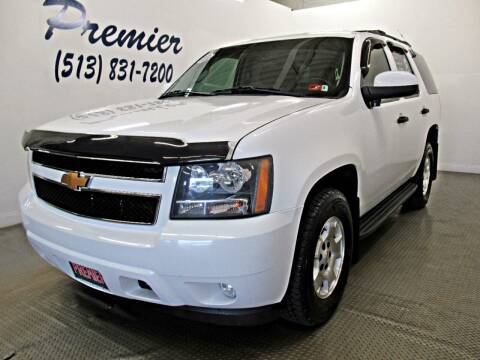 2010 Chevrolet Tahoe for sale at Premier Automotive Group in Milford OH