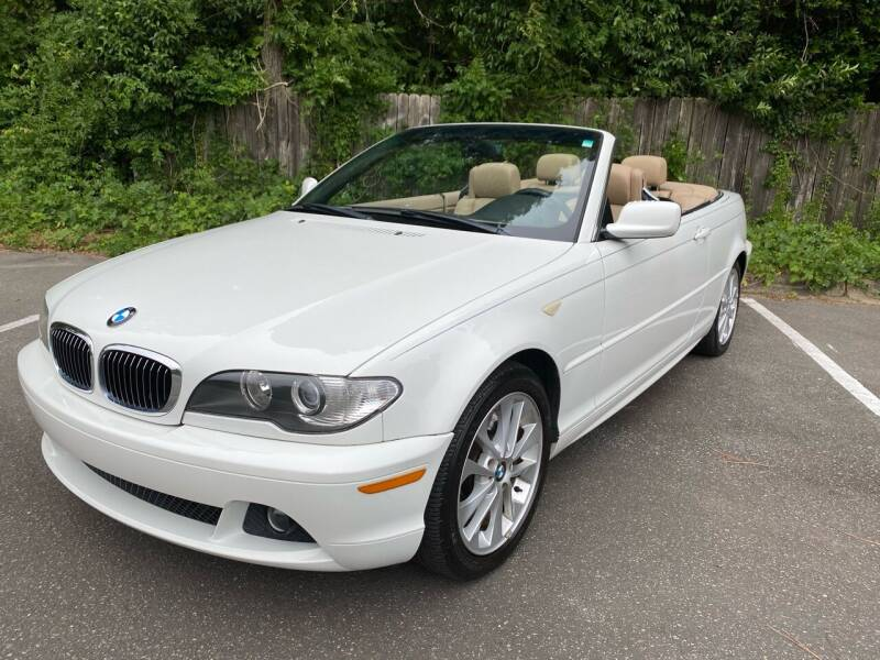 2006 BMW 3 Series for sale at Triangle Motors Inc in Raleigh NC
