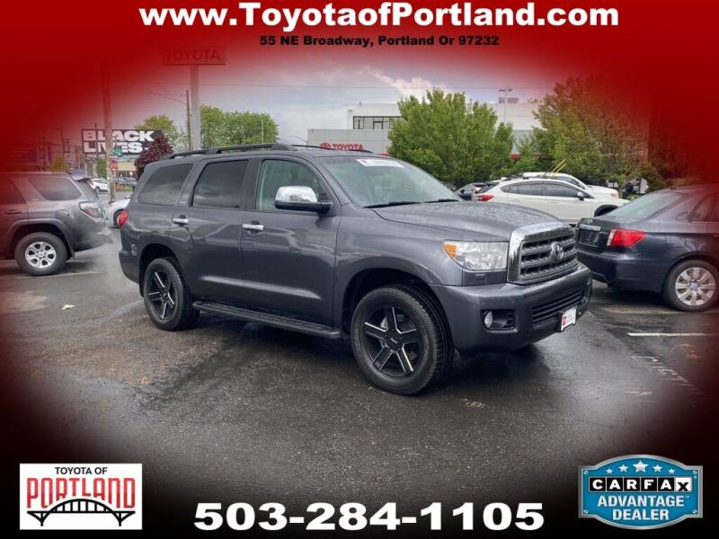 2017 Toyota Sequoia for sale in Portland, OR