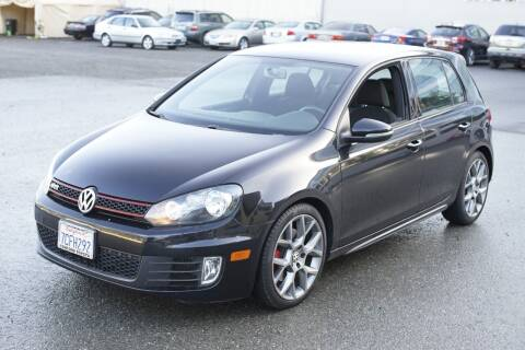 2013 Volkswagen GTI for sale at Sports Plus Motor Group LLC in Sunnyvale CA