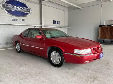 1999 Cadillac Eldorado for sale at TANQUE VERDE MOTORS in Tucson AZ