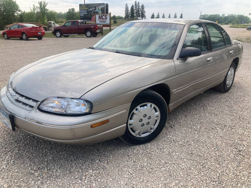 1998 Chevrolet Lumina for sale at MINNESOTA CAR SALES in Starbuck MN