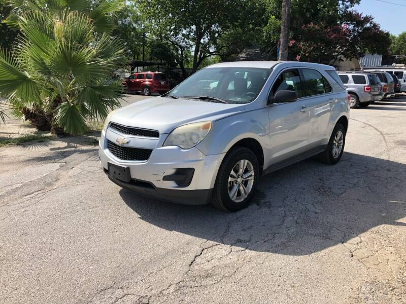 2011 Chevrolet Equinox for sale at Approved Auto Sales in San Antonio TX