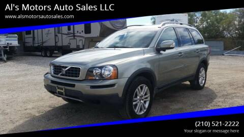 2008 Volvo XC90 for sale at Al's Motors Auto Sales LLC in San Antonio TX