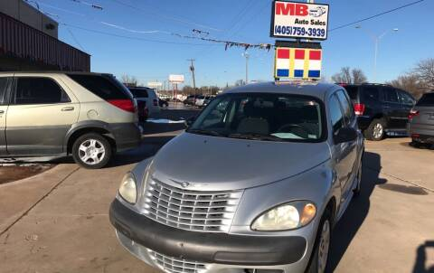 2003 Chrysler PT Cruiser for sale at MB Auto Sales in Oklahoma City OK