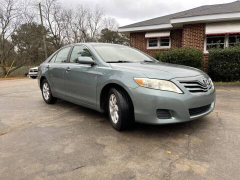 2011 Toyota Camry for sale at L & M Auto Broker in Stone Mountain GA