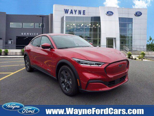 2021 Ford Mustang Mach-E for sale in Wayne, NJ