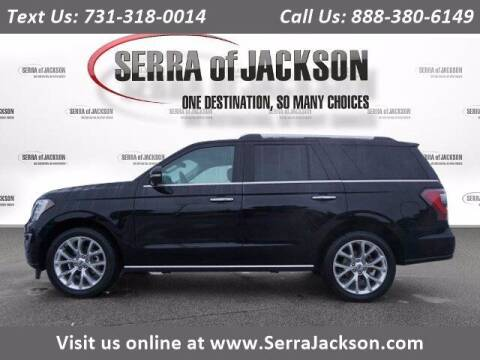 2019 Ford Expedition for sale at Serra Of Jackson in Jackson TN