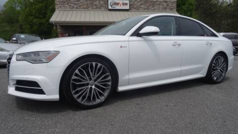 2016 Audi A6 for sale at Driven Pre-Owned in Lenoir NC
