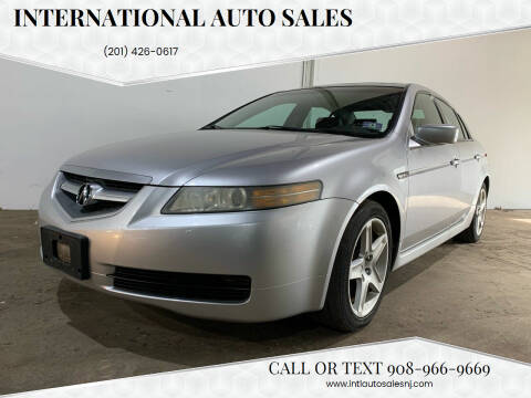 2006 Acura TL for sale at International Auto Sales in Hasbrouck Heights NJ