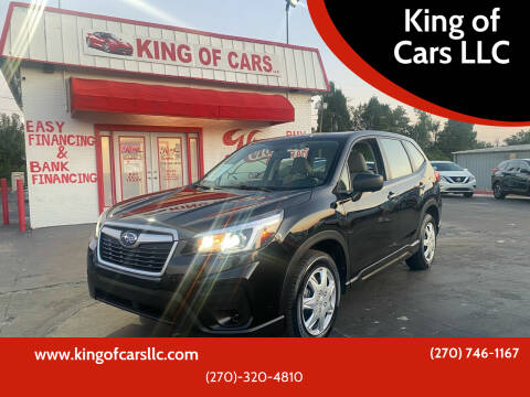 2019 Subaru Forester for sale at King of Cars LLC in Bowling Green KY