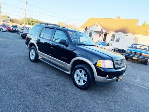 2005 Ford Explorer for sale at New Wave Auto of Vineland in Vineland NJ
