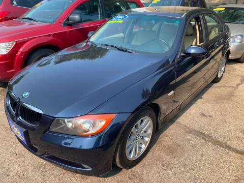 2006 BMW 3 Series for sale at 5 Stars Auto Service and Sales in Chicago IL