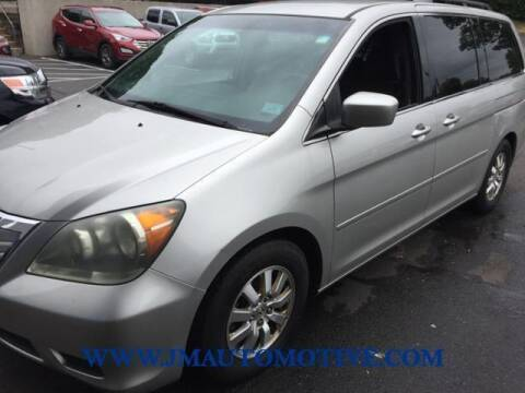 2008 Honda Odyssey for sale at J & M Automotive in Naugatuck CT