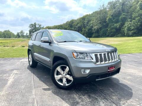 2011 Jeep Grand Cherokee for sale at A & S Auto and Truck Sales in Platte City MO