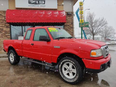 2006 Ford Ranger for sale at 719 Automotive Group in Colorado Springs CO
