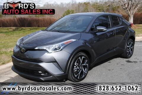 2018 Toyota C-HR for sale at Byrds Auto Sales in Marion NC