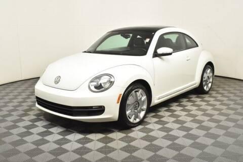 2016 Volkswagen Beetle for sale at Southern Auto Solutions-Jim Ellis Volkswagen Atlan in Marietta GA