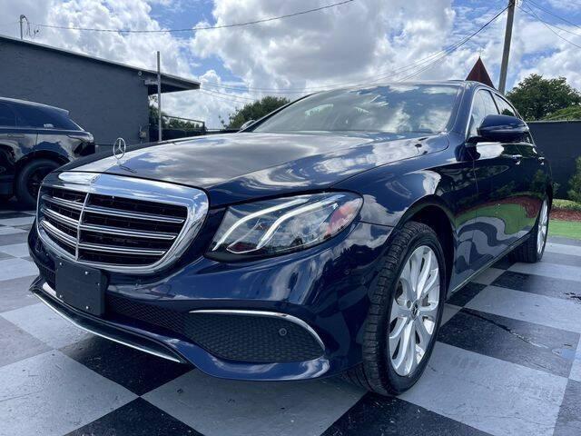 2017 Mercedes-Benz E-Class for sale at Imperial Capital Cars Inc in Miramar FL