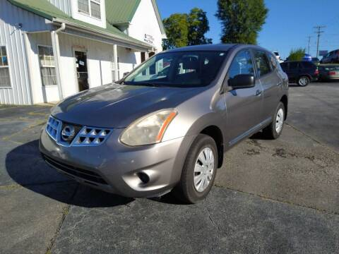 2011 Nissan Rogue for sale at Thomasville Auto Sales in Thomasville NC