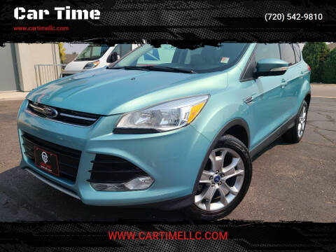 2013 Ford Escape for sale at Car Time in Denver CO