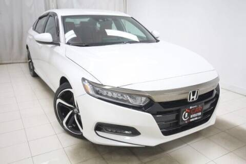2019 Honda Accord for sale at EMG AUTO SALES in Avenel NJ