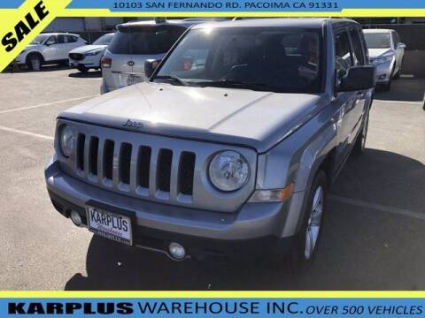 2014 Jeep Patriot for sale at Karplus Warehouse in Pacoima CA