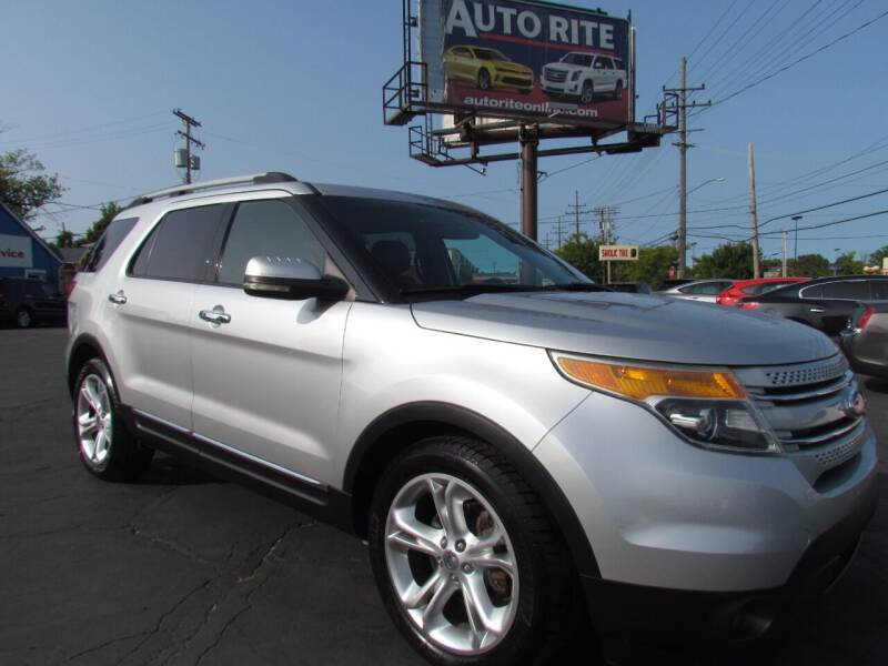 2011 Ford Explorer for sale at Auto Rite in Cleveland OH