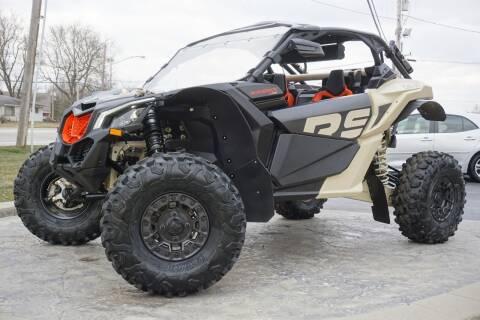 2021 Can-Am Maverick X3 for sale at Platinum Motors LLC in Heath OH