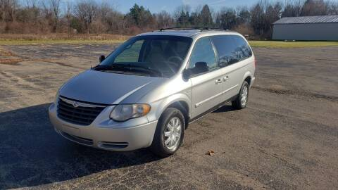 2006 Chrysler Town and Country for sale at Caruzin Motors in Flint MI