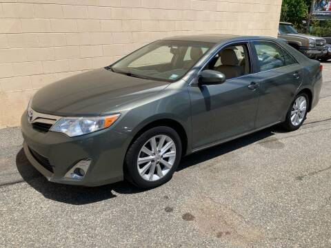 2014 Toyota Camry for sale at Bill's Auto Sales in Peabody MA