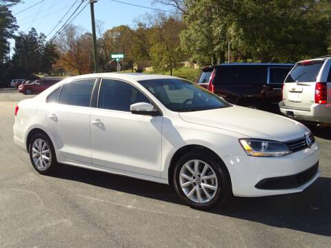 2013 Volkswagen Jetta for sale at Luxury Auto Innovations in Flowery Branch GA