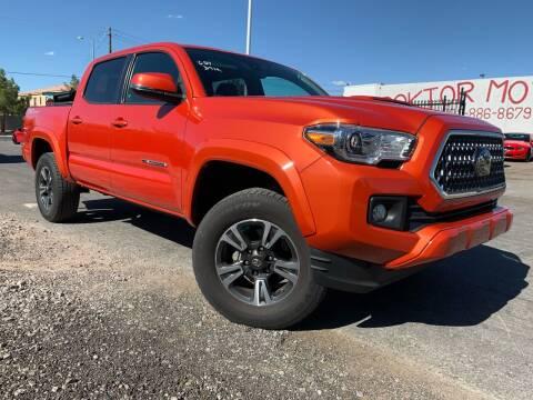 2018 Toyota Tacoma for sale at Boktor Motors in Las Vegas NV