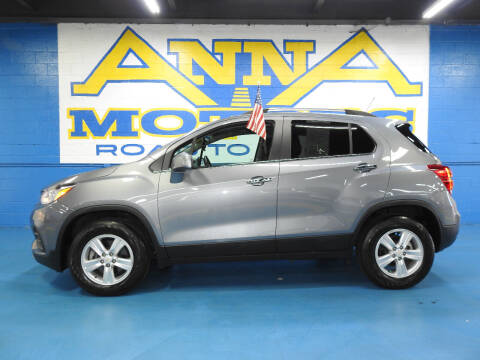 2019 Chevrolet Trax for sale at ANNA MOTORS, INC. in Detroit MI