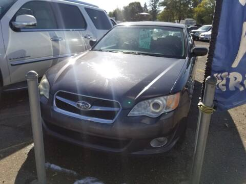 2008 Subaru Legacy for sale at 2 Way Auto Sales in Spokane Valley WA