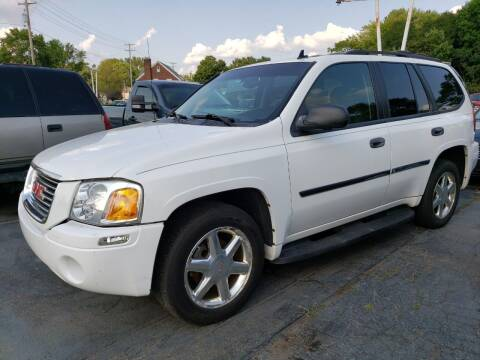 2007 GMC Envoy for sale at COLONIAL AUTO SALES in North Lima OH