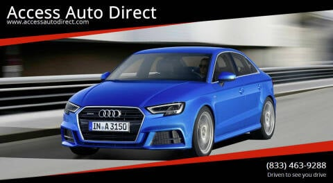 2019 Audi A3 for sale at Access Auto Direct in Baldwin NY
