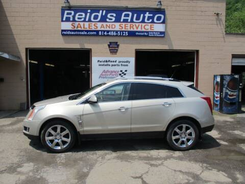 2011 Cadillac SRX for sale at Reid's Auto Sales & Service in Emporium PA