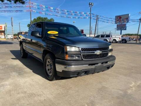 2007 Chevrolet Silverado 1500 Classic for sale at Russell Smith Auto in Fort Worth TX