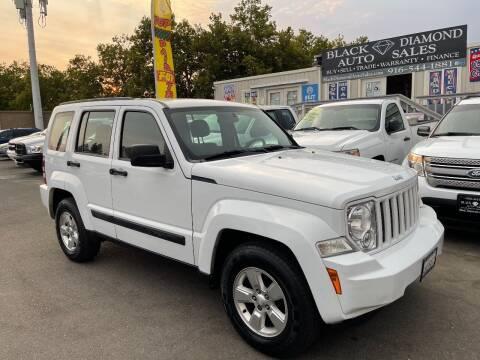 2011 Jeep Liberty for sale at Black Diamond Auto Sales Inc. in Rancho Cordova CA