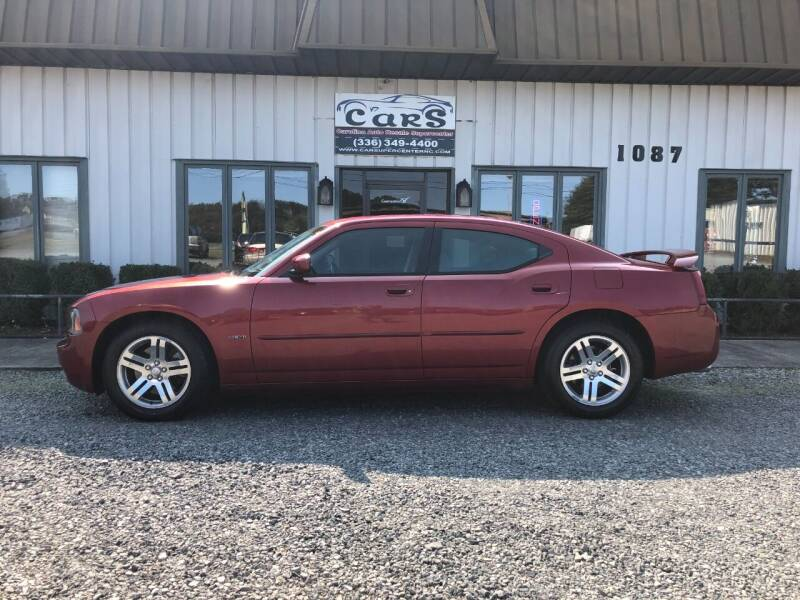 2006 Dodge Charger for sale at Carolina Auto Resale Supercenter in Reidsville NC