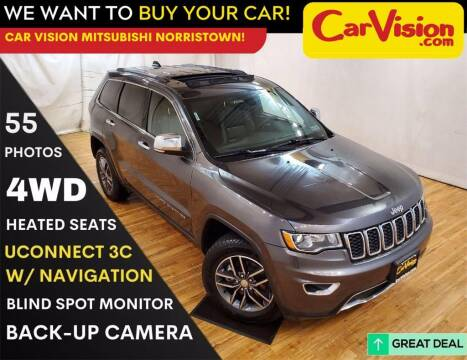 2017 Jeep Grand Cherokee for sale at Car Vision Mitsubishi Norristown in Trooper PA