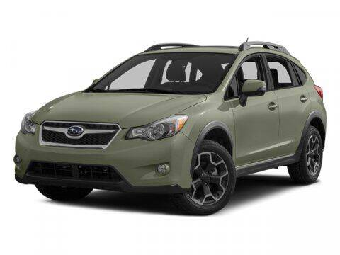 2014 Subaru XV Crosstrek for sale at Gary Uftring's Used Car Outlet in Washington IL