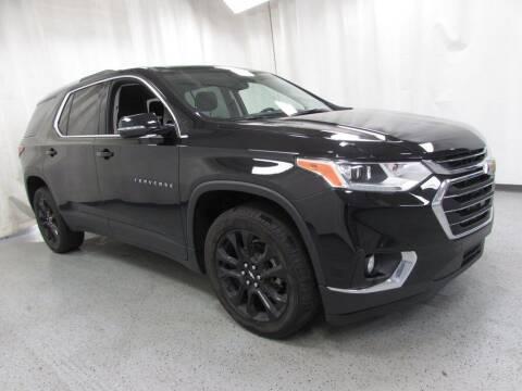 2018 Chevrolet Traverse for sale at MATTHEWS HARGREAVES CHEVROLET in Royal Oak MI