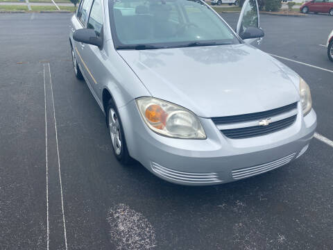 2007 Chevrolet Cobalt for sale at Nash's Auto Sales Used Car Dealer in Milton FL