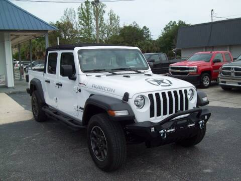 2020 Jeep Gladiator for sale at LONGSTREET AUTO in St Augustine FL