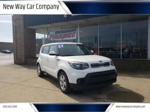 2017 Kia Soul for sale at New Way Car Company in Grand Rapids MI