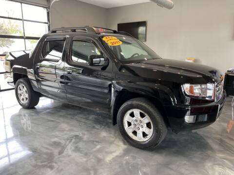 2011 Honda Ridgeline for sale at Crossroads Car & Truck in Milford OH