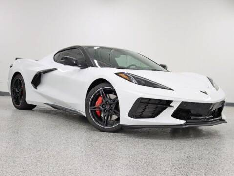 2020 Chevrolet Corvette for sale at Vanderhall of Hickory Hills in Hickory Hills IL