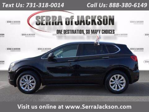 2017 Buick Envision for sale at Serra Of Jackson in Jackson TN